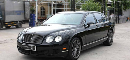 Bentley Continental Flying Spur Speed model 2009, Ảnh số 1