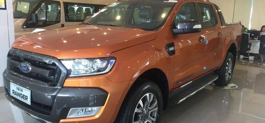 Bán Ford Ranger 2017 giá sốc giảm giá 70 triệu tại Mỹ Đình Ford,, Ảnh số 1