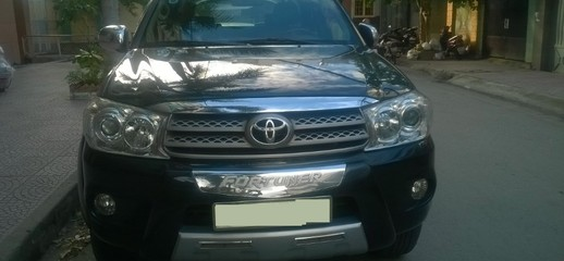 Chính chủ bán Toyota Fortuner 4x4 2010 AT, 695 triệu, Ảnh số 1