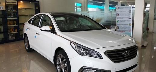 Giá Hyundai Sonata 2016 hoàn toàn mới , trẻ trung, hiện đại và đầy sang trọng, khuyến maị lớn tại Hyundai Hải Phòng, Ảnh số 1