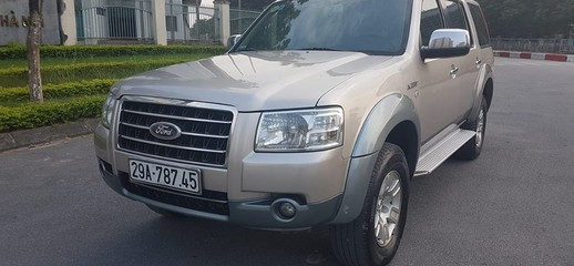 Bán Xe Ford Everest 4X2WD MT 2008, Ảnh số 1