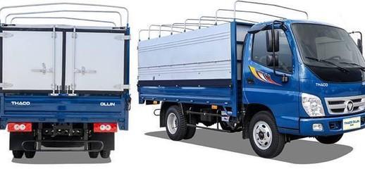 Bán trả góp xe Ollin 345 k2800 2.4 tấn, bảo hành chính hãng 2 năm., Ảnh số 1