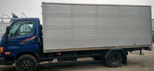 Xe tải hyundai 5 tấn trường hải mới nâng tải 2017 tại hà nội, Ảnh số 1