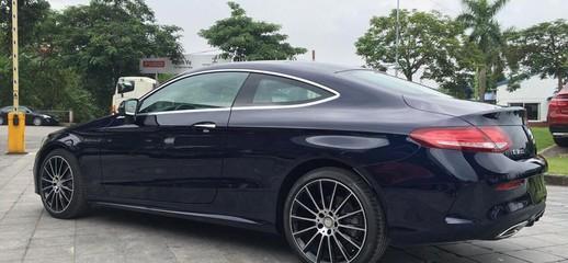 GIÁ TỐT NHẤT : Bán Mercedes C300 coupe, C 300 2 cửa giá xe Mercedes C63, Đại lý chính hãng hàng đầu Việt Nam, Ảnh số 1