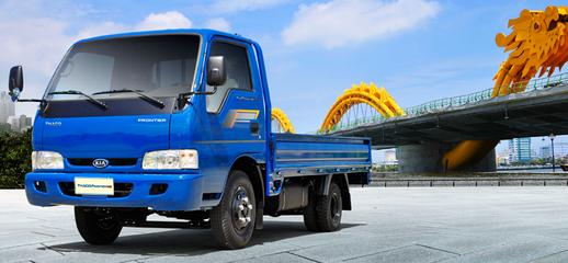 Xe tải nhẹ Kia máy dầu 2.4T, Kia 1.25T, Kia 1.9T, Ảnh số 1