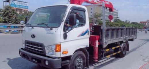 Bán xe cẩu hyundai 6t5 hd99 gắn cẩu unic 3 tấn 3 khúc, Ảnh số 1