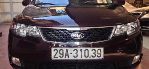 Cần bán Kia Cerato, tên tư nhân. xe rất đẹp. Giá 520tr, Ảnh số 1