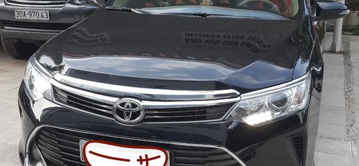 Bán Toyota Camry 2.5G 2015 màu đen., Ảnh số 1