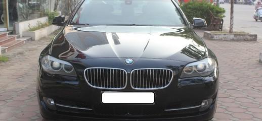 BMW 523i 2010 màu đen, Ảnh số 1
