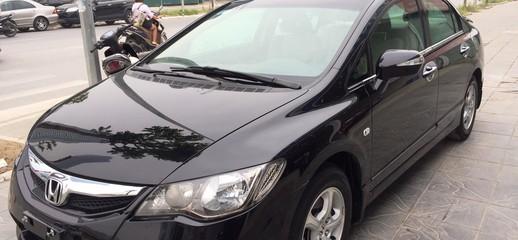 Honda civic 1.8 AT mầu đen sx 2009 xe đẹp giá tốt, Ảnh số 1