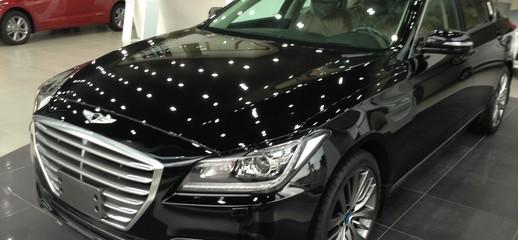 Bán Hyundai Genesis 3.3 sedan mới 100% có sẵn giao ngay tại Hyundai Hải Phòng, Ảnh số 1