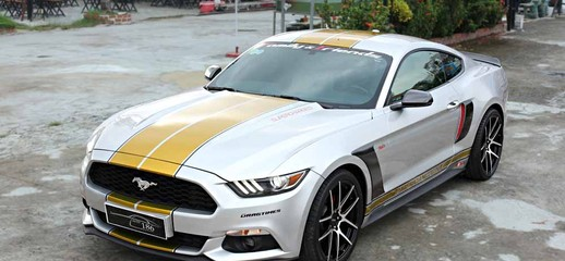 Ford Mustang 2.3L Ecoboost 2015, Ảnh số 1