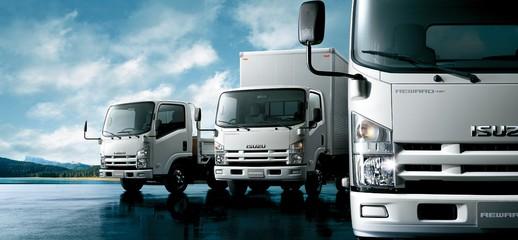 Isuzu đà nẵng xe tải n series 1.4t đến 5t3, Ảnh số 1