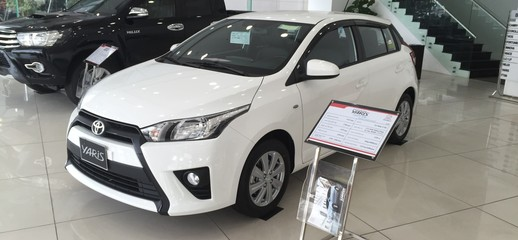 Toyota Long Biên bán Yaris E 2017 đủ mầu,huyến mại khủng, giao xe ngay Hotline: 0941.00.4444, Ảnh số 1