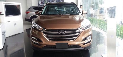 Hyundai tucson full màu nâu 2016 khuyến mãi khủng trong tháng, Ảnh số 1