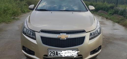 Bán xe Chevrolet Cruze 1.6MT sản xuất 2011, Ảnh số 1
