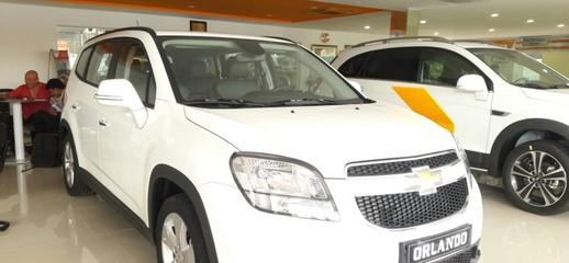 Chevrolet Orlando 1.8 LTZ AT, NH hỗ trợ 90%, LS hấp dẫn trả trước hạn không phạt, Ảnh số 1