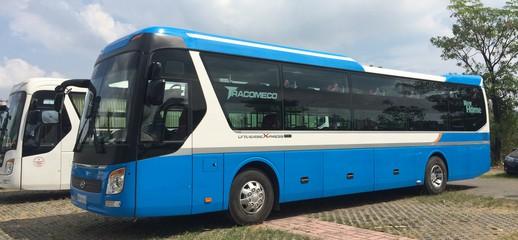 Đại lý bán xe Giường nằm 3 cục của TRACOMECO, Máy 380 và 410 giao ngay. Bán xe trả góp lãi suất thấp nhất, Ảnh số 1