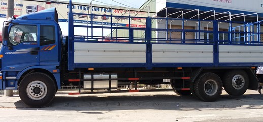 Bán xe tải 3 chân 14 tấn 15 tấn tại hải phòng, Ảnh số 1