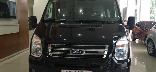 Trả góp giá Rẻ cho Dòng xe Ford Transit 2017 16 chỗ màu trắng từ Ford Phú Mỹ, Ảnh số 1