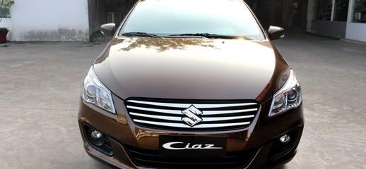 Bán xe suzuki Ciaz 1.4 AT , nhập khẩu thái lan , giá tốt nhất Hà Nội , suzuki ciaz , suzuki viet anh, Ảnh số 1