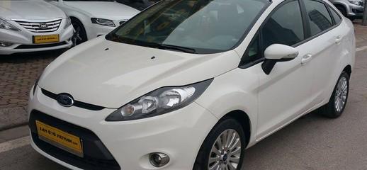 Ford Fiesta sx 2011 model 2012 Xe TNCC, Ảnh số 1