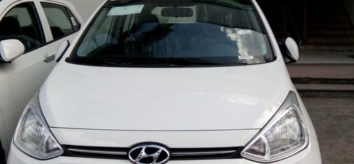 Bán xe hyundai Grand i10 mới 100% màu Trắng, đỏ số tự động giá tốt nhất thị trường.Hỗ trợ trả góp, Ảnh số 1