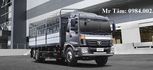 THACO AUMAN C1500 tải trọng: 14,8 tấn, Xe tải 15 tấn, Xe Auman 15 tấn, Xe Auman 3 chân., Ảnh số 1