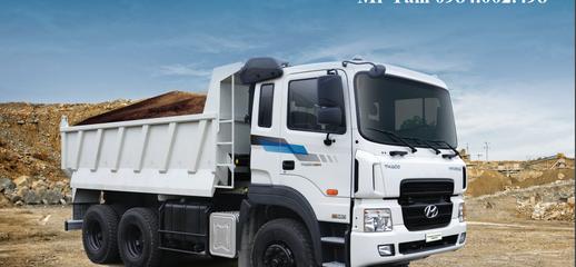 Hyundai 270 tải trọng 13 tấn. auman d300, auman d240, xe ben 4 chân, xe ben 13 tấn, xe ben auman., Ảnh số 1