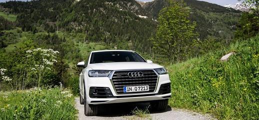 Bán Audi Q7 đà nẵng, audi hồ chí minh, audi hà nội, audi miền trung, audi sài gòn, Ảnh số 1