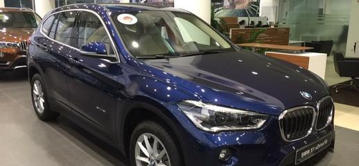 BMW X1 18i nhập khẩu màu trắng,xanh,đen,nâu Giao xe ngay Bán xe trả góp, Ảnh số 1