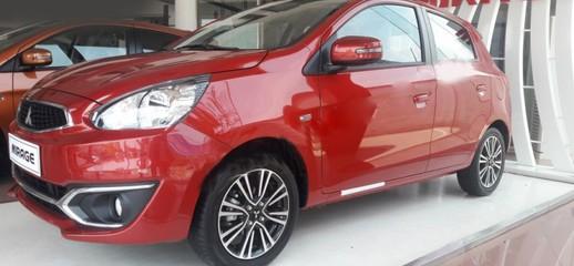 Bán xe Mirage ở Đà Nẵng, giá rẻ nhất thị trường, cho vay 80%, thủ tục đơn giản. LH: Phú, Ảnh số 1