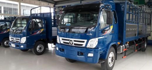 Xe Tải Thaco 8 Tấn 9 Tấn 9.5 tấn, Thaco Ollin800A, Thaco Ollin900A, Thaco Ollin950A, xe tải Trường Hải nâng tải, Ảnh số 1