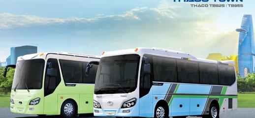 Khuyến mãi gói phụ tùng 20tr cho xe khách thaco town tb82s 29 chỗ đời mới, Ảnh số 1