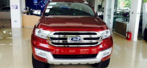 Bán xe Ford Everest Titanium 2.2L nhập khâu chính hãng giao xe ngay., Ảnh số 1