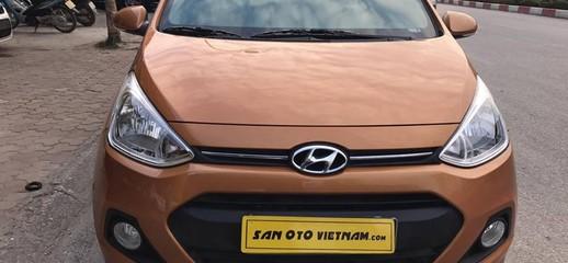 Hyundai I10 sx 2014 xe TNCC từ đầu, Ảnh số 1