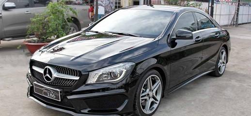 Mercedes CLA250 4Matic bản nhập nguyên chiếc mới đi 5.000km., Ảnh số 1