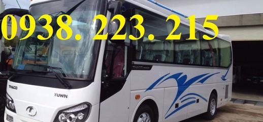 Giá xe khách Thaco 29 34 47 chổ bầu hơi giá ưu đãi đầu năm 2017, Ảnh số 1