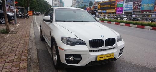 BMW X6 sx 2008 đklđ 2010 màu trắng, Ảnh số 1