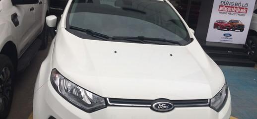 Ford EcoSport 1.5 Titanium 2016, màu trắng, giá bán cạnh tranh, xe giao ngay, Ảnh số 1
