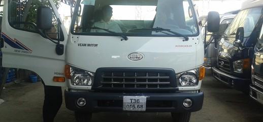 Xe tải hyundai hd800, xe tải veam hd800, xe tai veam hyundai hd800 tải 8 tấn, Ảnh số 1