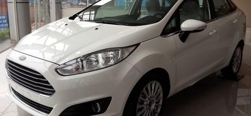 Ford Fiesta Titanium sản xuất 2017, giá chỉ 564 triệu, Tặng ngay Dán phim chính hãng, Bảo hiểm xe, Ảnh số 1