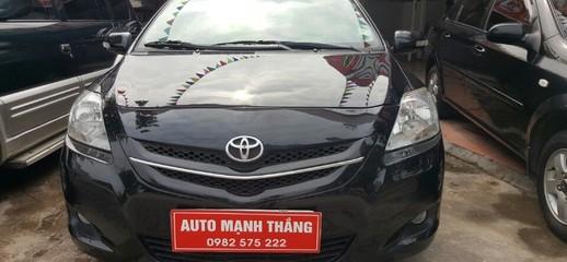 Cần bán Toyota Vios 1.5G 2009 màu đen, Ảnh số 1