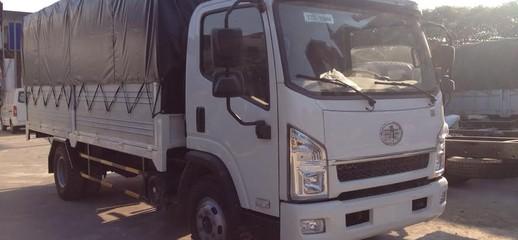 Xe Faw 6,95 tấn / máy khỏe / thùng gọn / cabin đẹp, Ảnh số 1