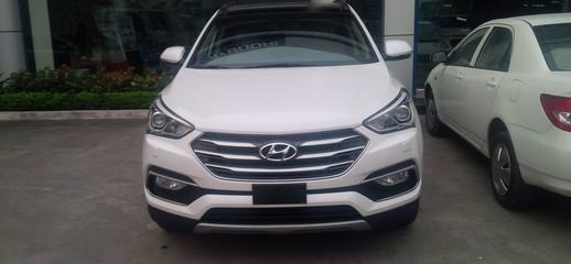 Bán xe Hyundai Santafe đời 2017, GIÁ tốt nhất, Khuyến mãi hấp dẫn, hỗ trợ TRẢ GÓP, Ảnh số 1