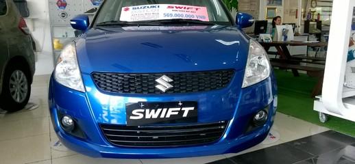 Suzuki Swift 2017 chỉ cần 7 triệu/tháng sở hữu ngay Swift 2017, Ảnh số 1