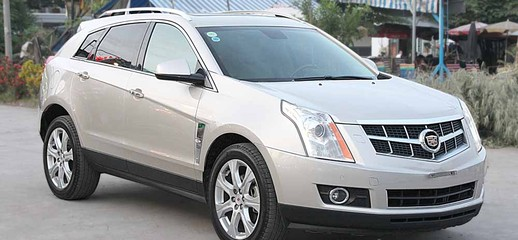 Cadillac SRX4 full option model 2010, Ảnh số 1