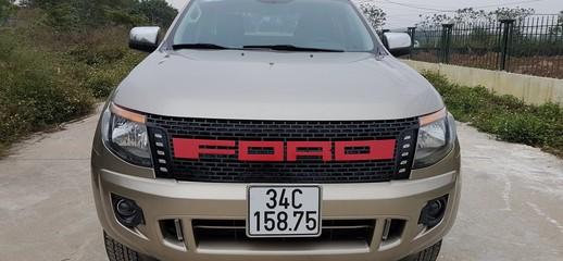 Bán xe Ford Ranger XLS sản xuất 2014, Ảnh số 1