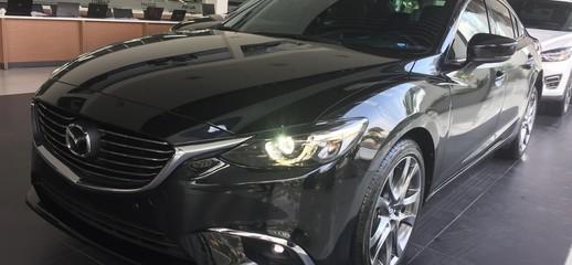 Mazda 6 Facelift 2017 ưu đãi cực kỳ hấp dẫn tại Mazda Gò Vấp, Ảnh số 1