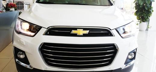 Chevrolet Captiva Revv 2017 giá hấp dẫn nhất Miền Bắc, Hỗ trợ trả góp toàn quốc với lãi xuất thấp nhất, Ảnh số 1